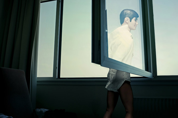 Early Morning, 2009, photo © Dongwook Lee.