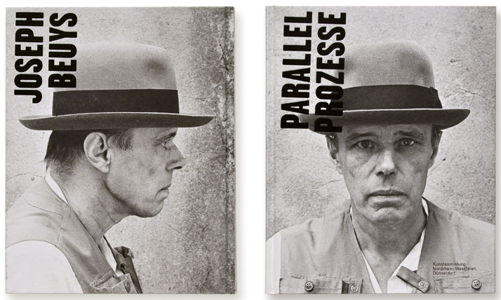 ''Joseph Beuys. Parallel Processes'' by studio L2M3.