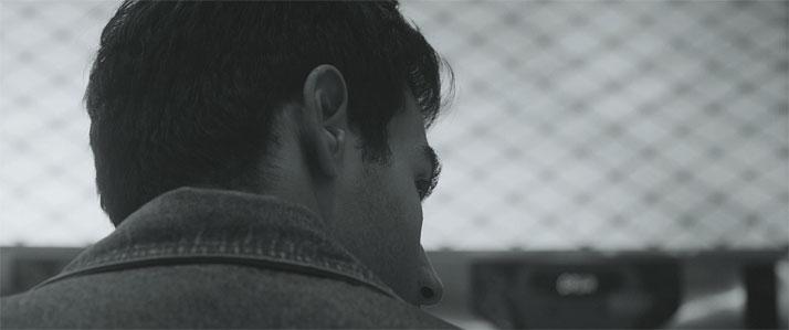 Alexis Fousekis, FAWNS film still, © AVION FILMS.