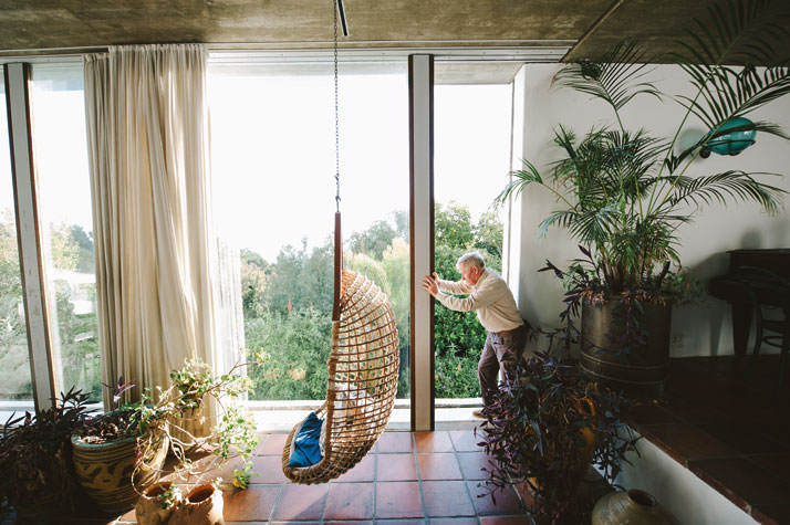 Gwen & Gawie Fagan, Landscape Planner & Architect / Cape Town, South Africa, photo by Antonia Heil and Desmond Louw.Courtesy of Freunde von Freunden: Friends.