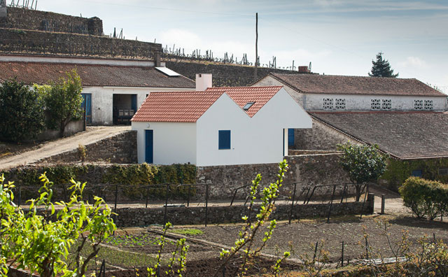 A Contemporary Caretaker's House in Douro Valley, Portugal