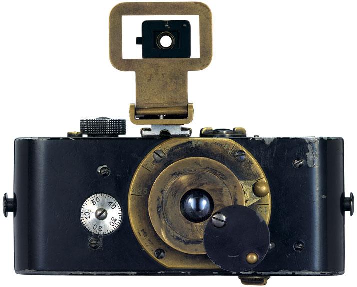 Original Leica from 1914. © Leica Camera AG.