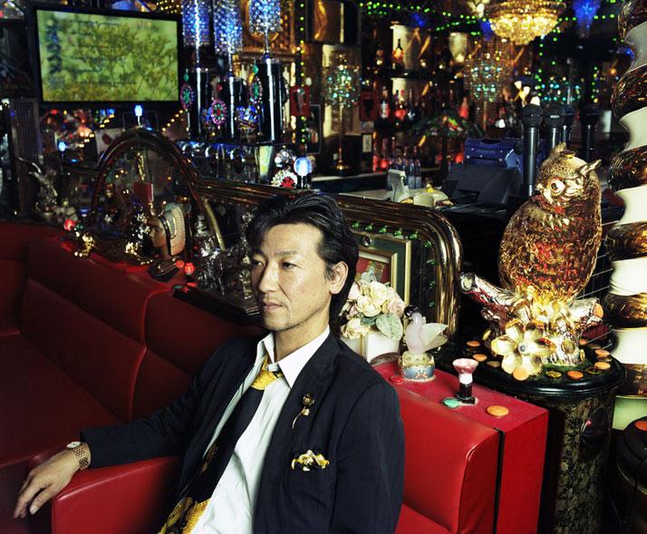 Love for Sale, Chito Yoshida. Courstesy of Rare Gallery, NY.
