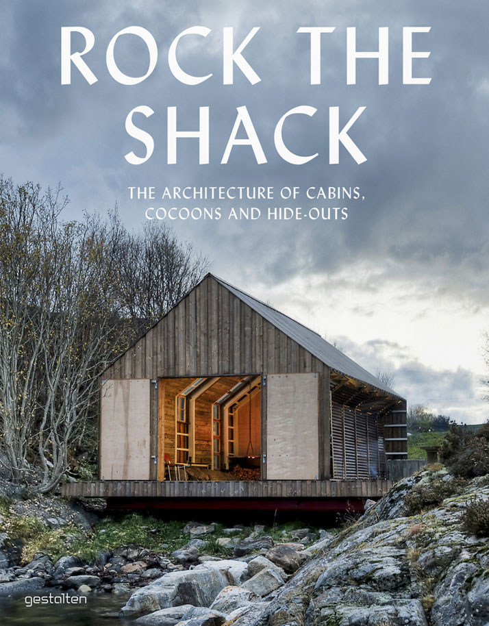 Rock the Shack cover. Copyright Gestalten 2013.