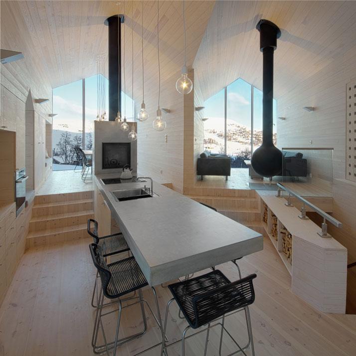 photo © Søren Harder Nielsen, Reiulf Ramstad Arkitekter.