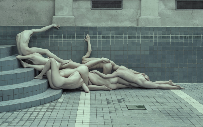 The Naked Truth: Compelling Art Photography by Evelyn Bencicova / Yatzerized on 08 October 2014.