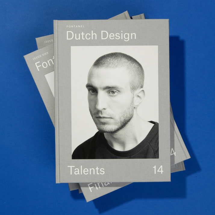 From the book Dutch Design Talents 14, photo © Benjamin van Witsen.