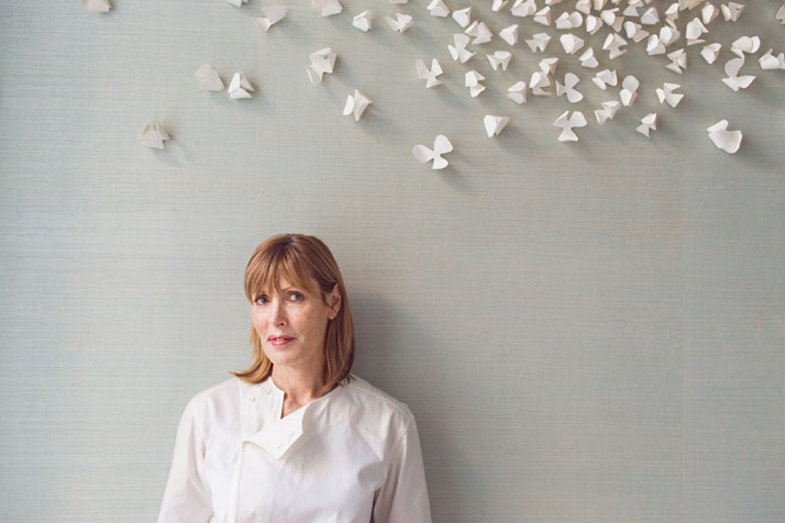 Skye Gyngell, photo © Amber Rowlands.