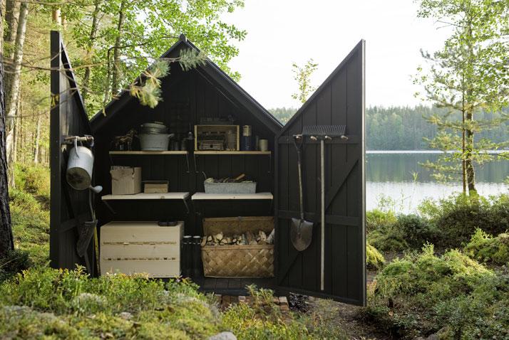 Modular Garden Shed By Avanto Architects Yatzer