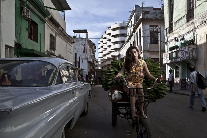 She Is Cuba series. Photo © Formento + Formento.