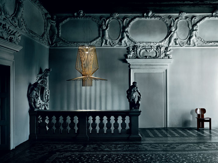 Light portraits by foscarini yatzer for Tommaso sartori