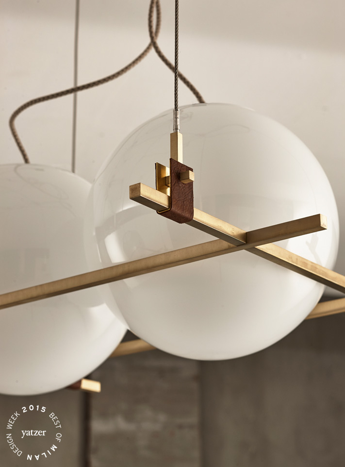 SHAPES lamps by Federico Peri.