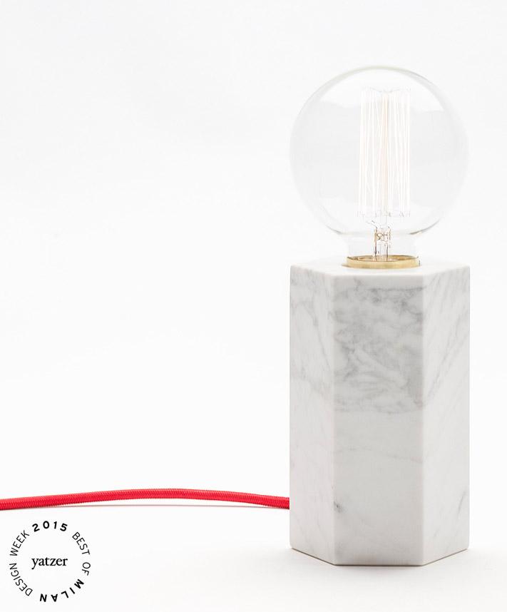 Marblelous Lamp byJosep Vila CapdevilaforAPARENTMENT.