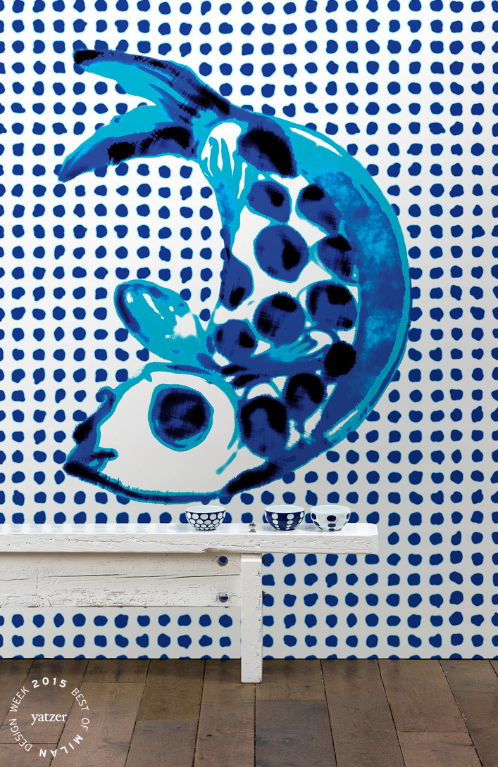 Addiction wallpaper collection by Paola Navone for NLXL.