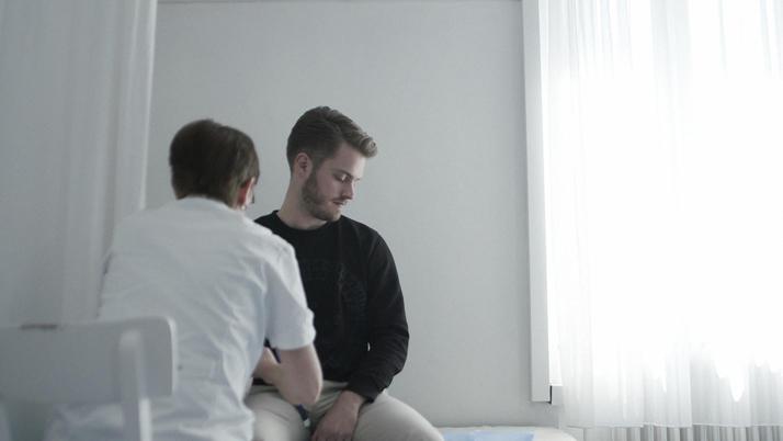 #HIVHEROES, Behind the scenes, © Vangardist.