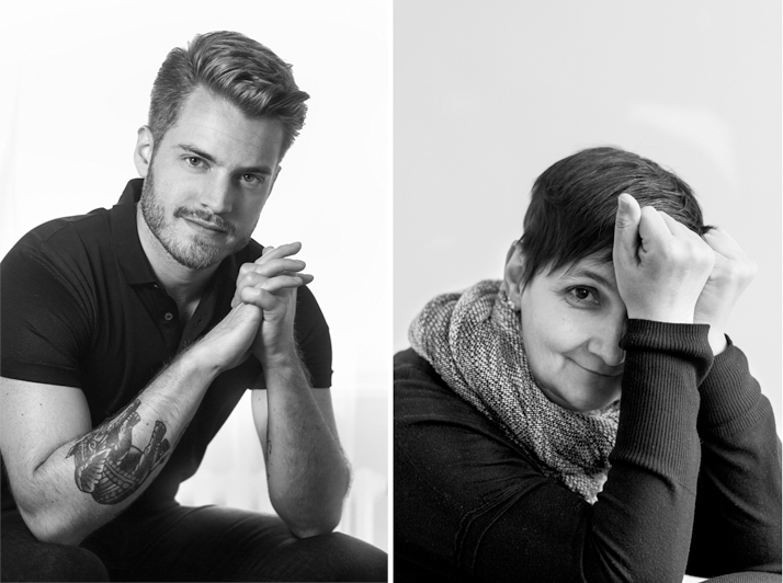 Donors: Wyndham Mead, photo © Andre Gehrmann and Wiltrut Stefanek, photo © Daniel Gottschling.