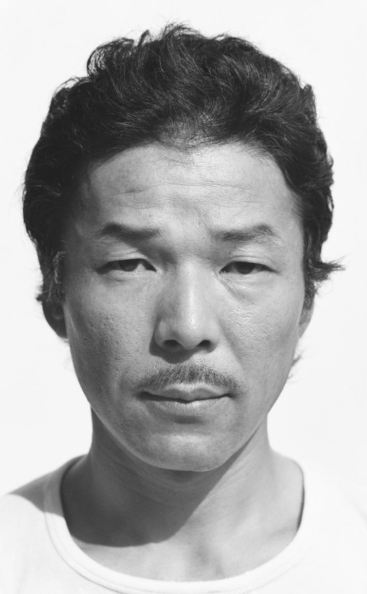 Portrait of Masahisa Fukase. Courtesy of Kazuoki Nozawa.