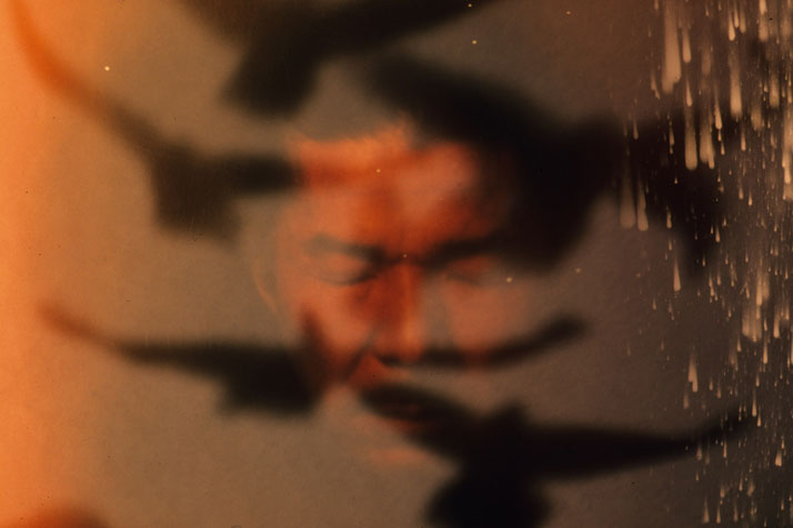 Masahisa Fukase. Ravens: Noctambulant Flight, 1980. © Masahisa Fukase Archives.