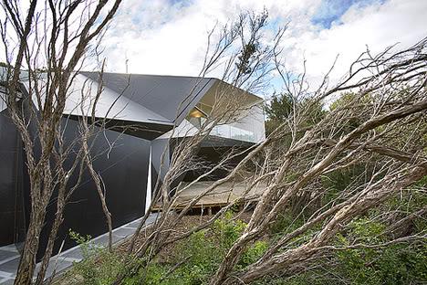 Klein Bottle House By Mcbride Charles Ryan Architects In Australia - Klein-bottle-house-by-mcbride-charles-ryan