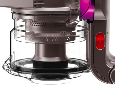 the issey miyake limited edition dyson dc16 vacuum cleaner yatzer. Black Bedroom Furniture Sets. Home Design Ideas