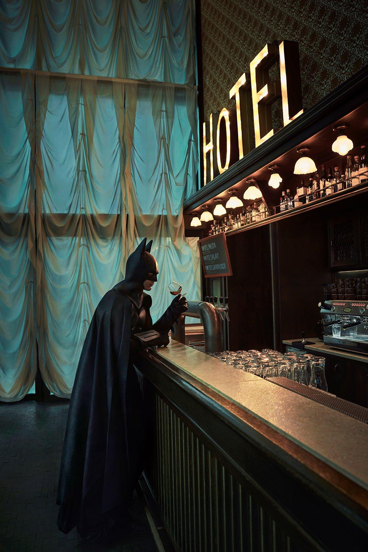 Daily Bat - After Work I. Photography by Sebastian Magnani.