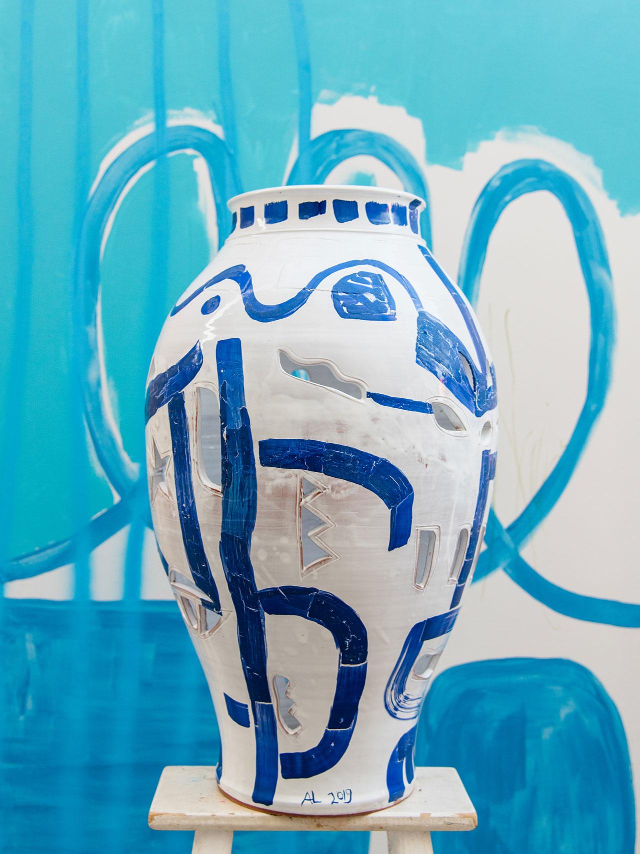 Alexandra Manousakis, Crete. Courtesy Mon Coin Studio