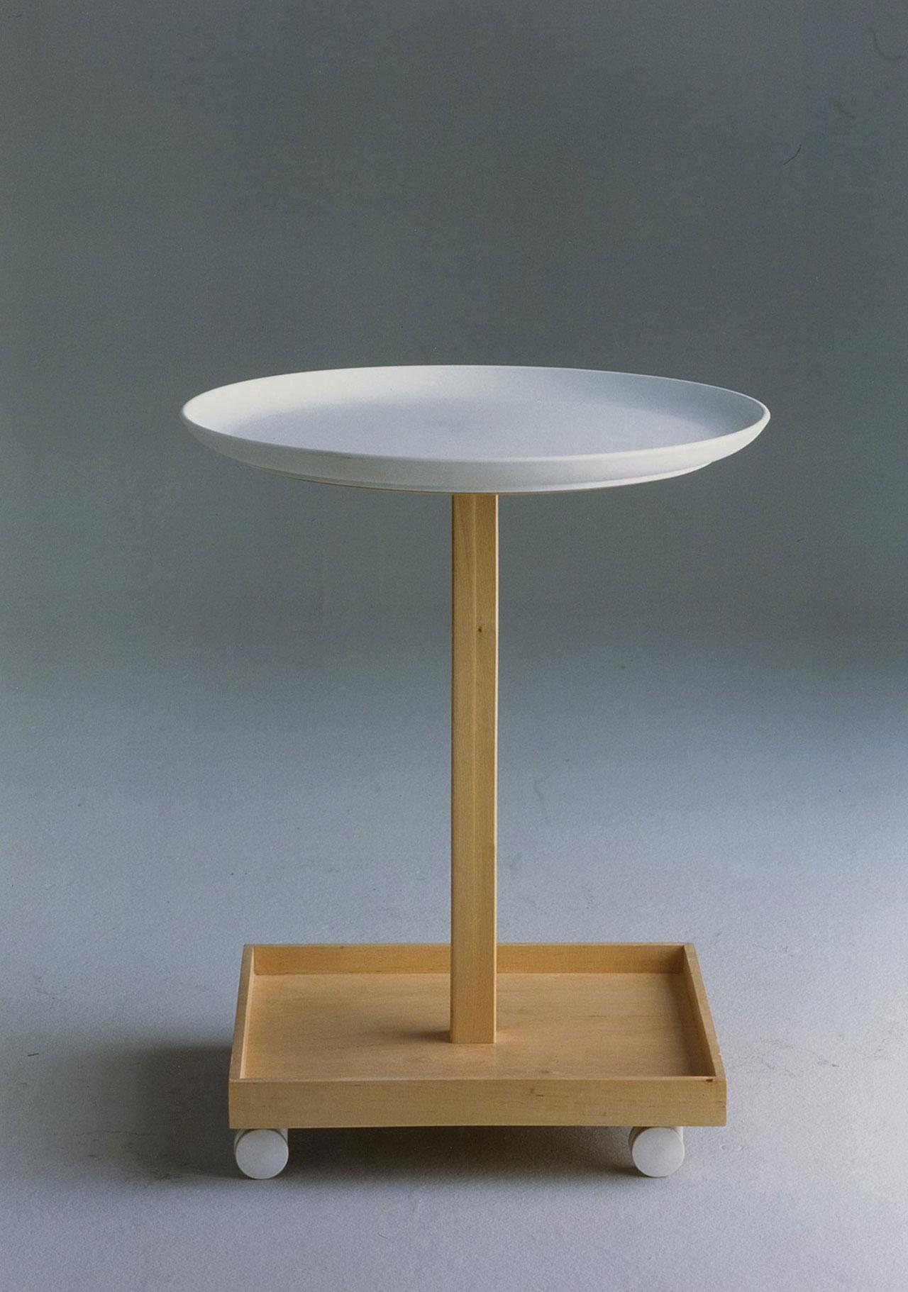 Björkö Table for IKEA Photo: Massproductions