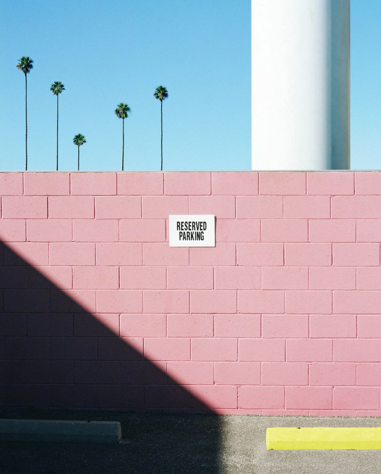 George Byrne East Hollywood Carpark, 2016