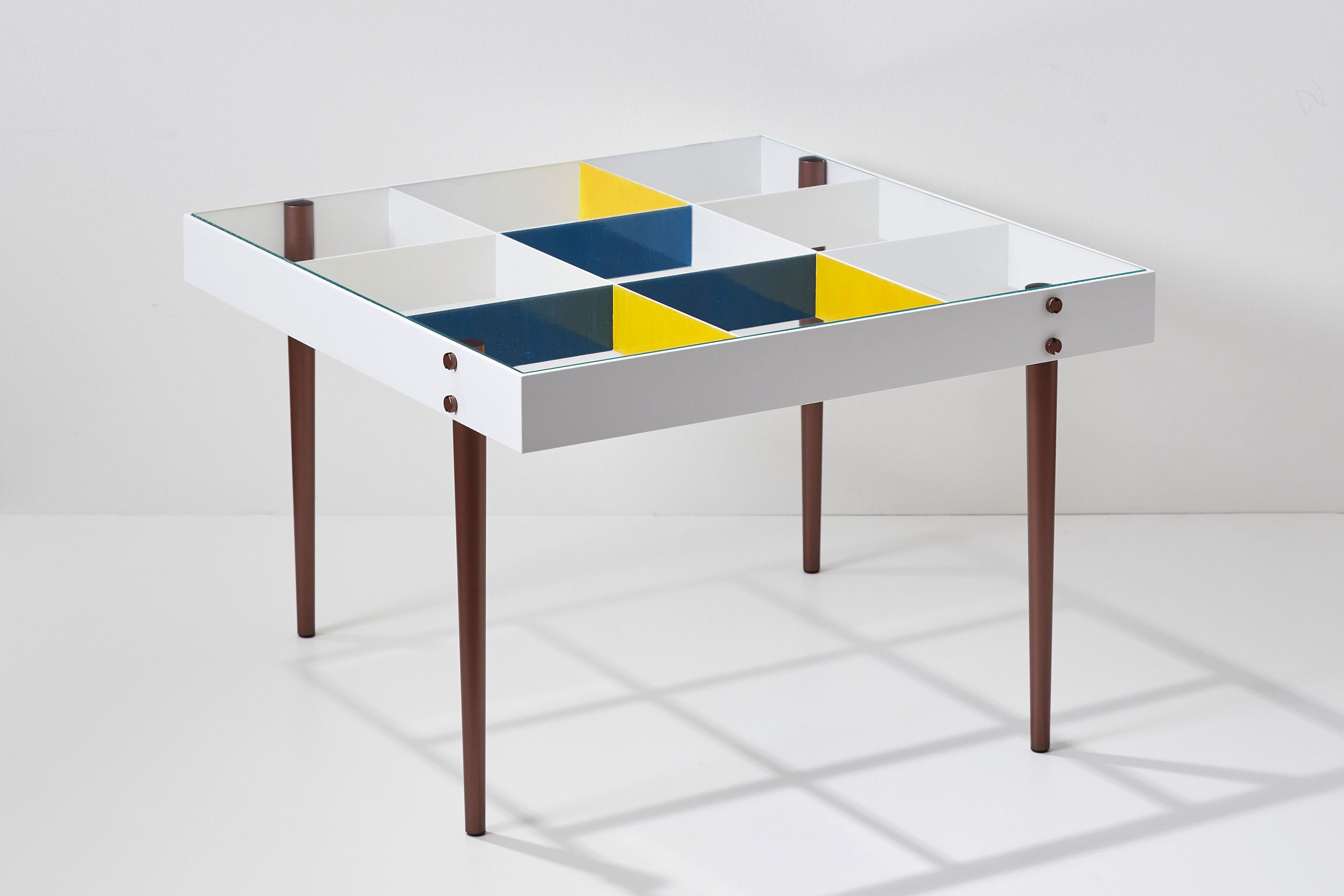 """Planchart Coffee Table"", 1954. Reissued by Molteni&C for TASCHEN. Photo © TASCHEN"