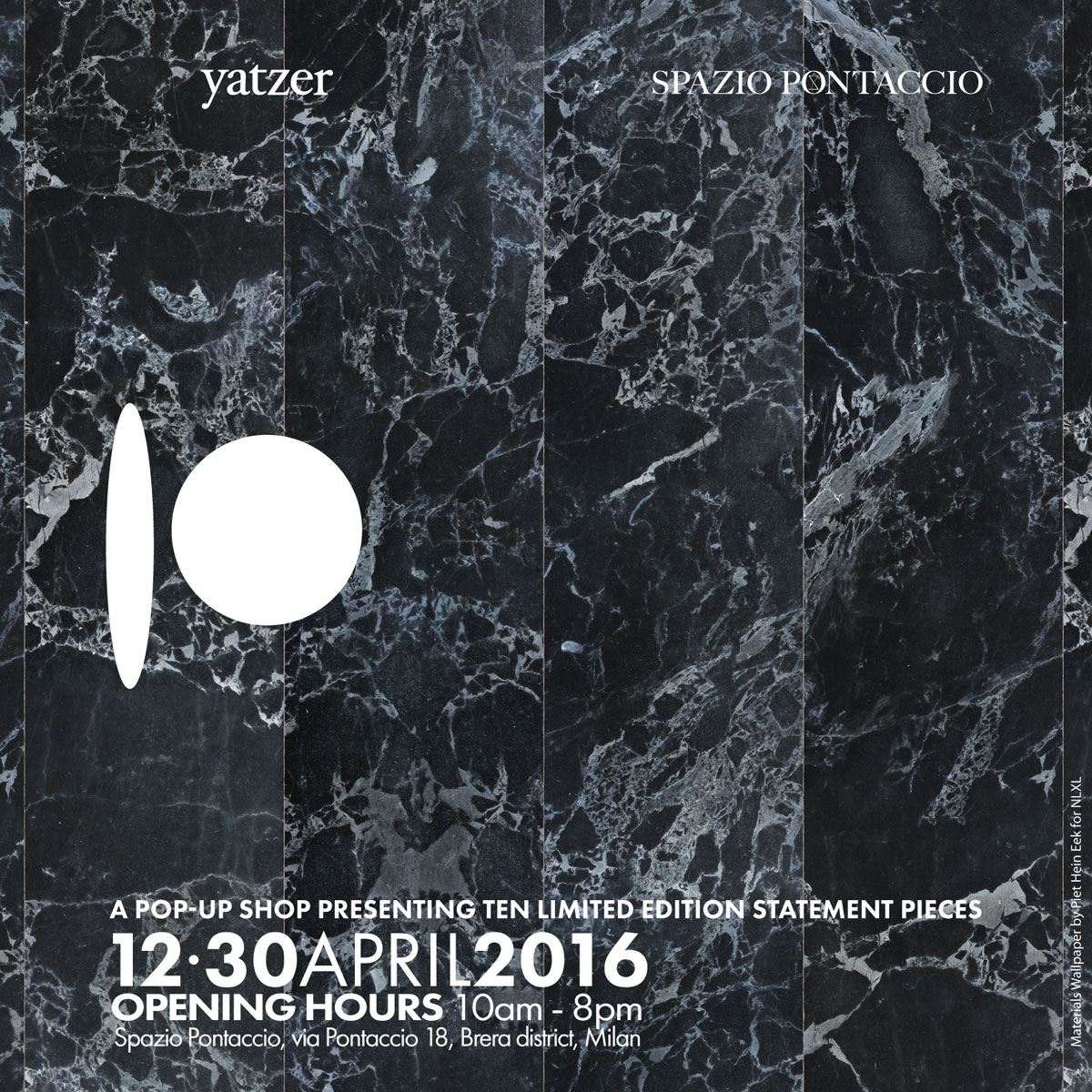 #10byYatzer @ Spazio Pontaccio.