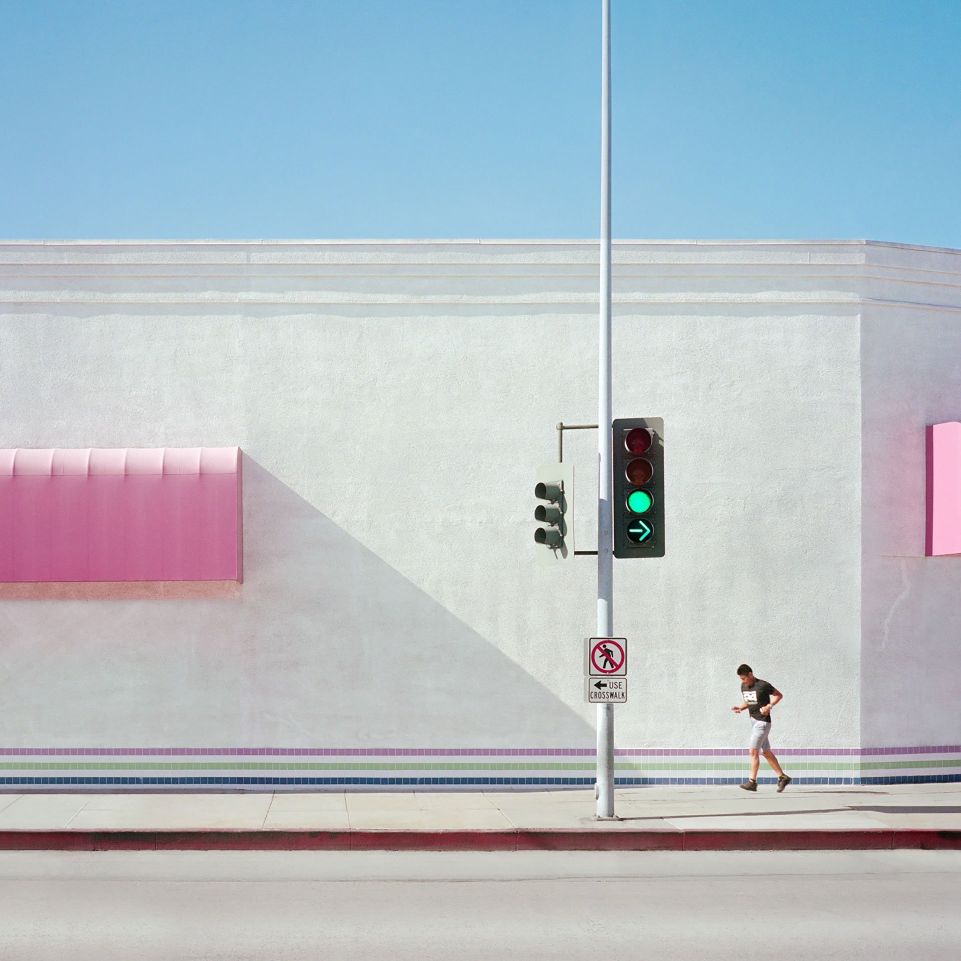 George Byrne 99c Culver City, 2016