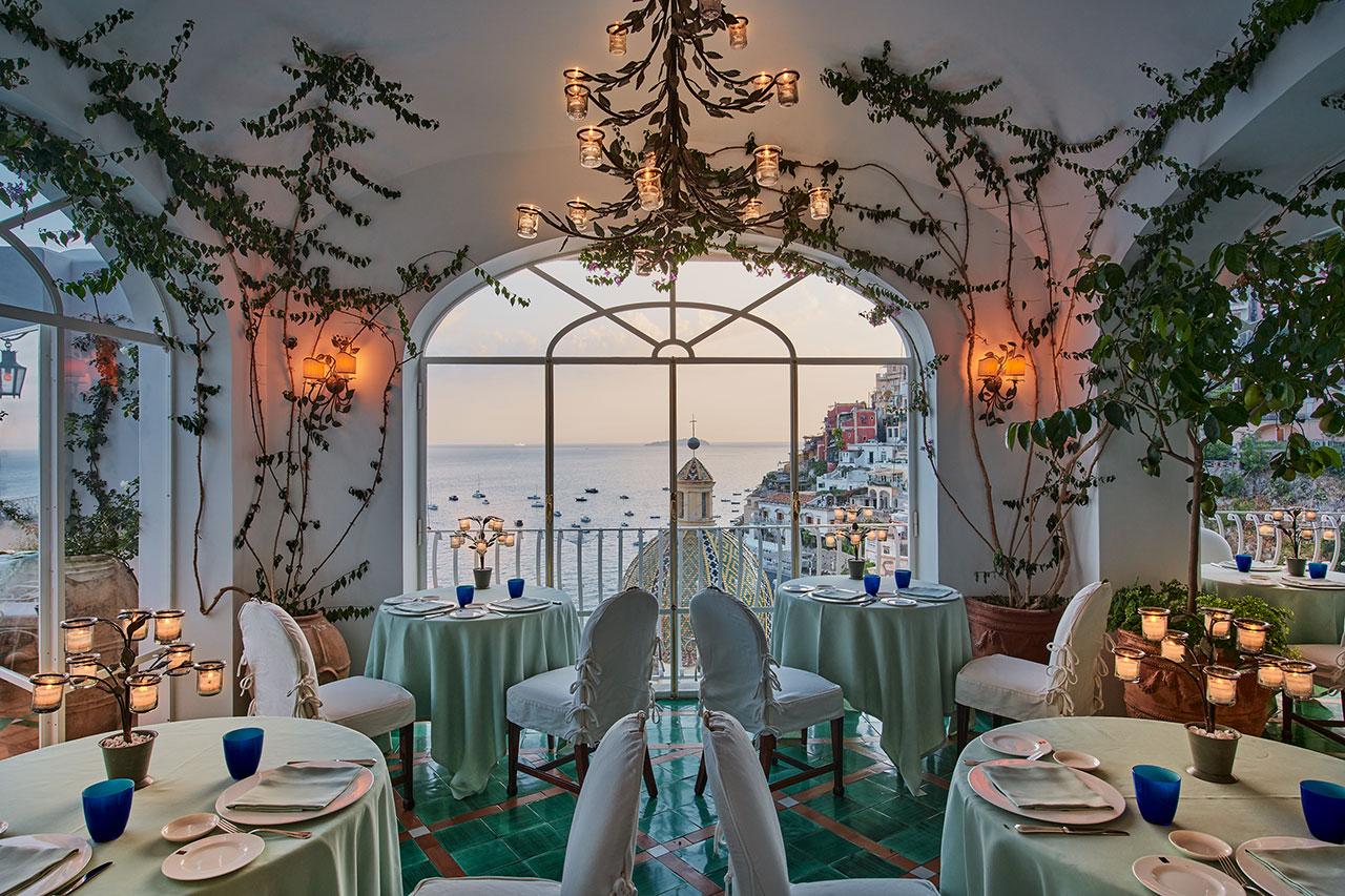 La Sponda Restaurant. Photography by Brechenmacher & Baumann