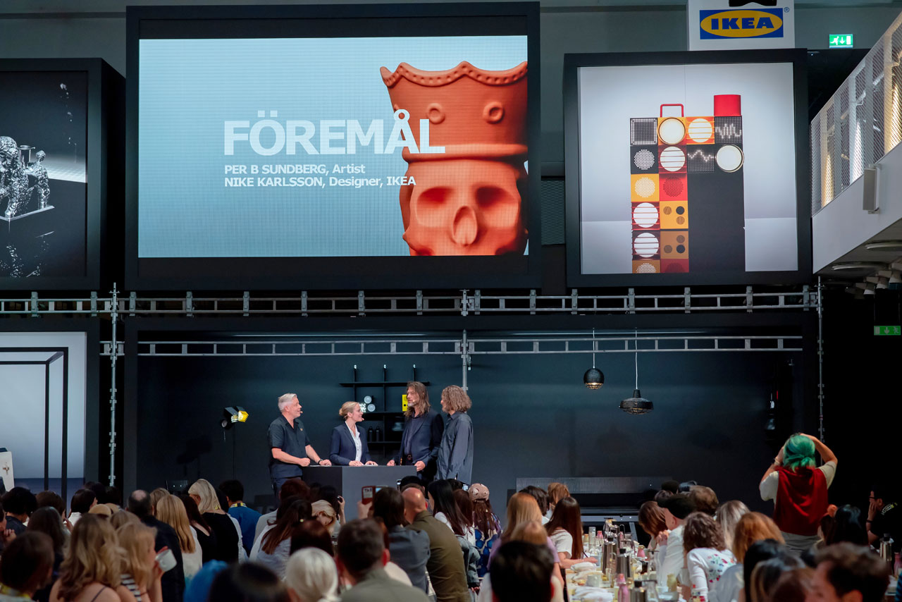 FÖREMÅL collection's announcement during Ikea Democratic Days 2018.Photo by Elias Joidos, Älmhult, Sweden.