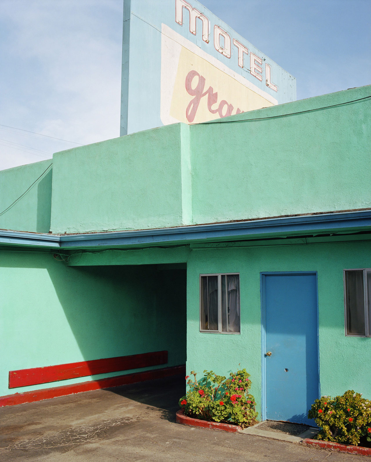George Byrne Motel Grand #2, 2014