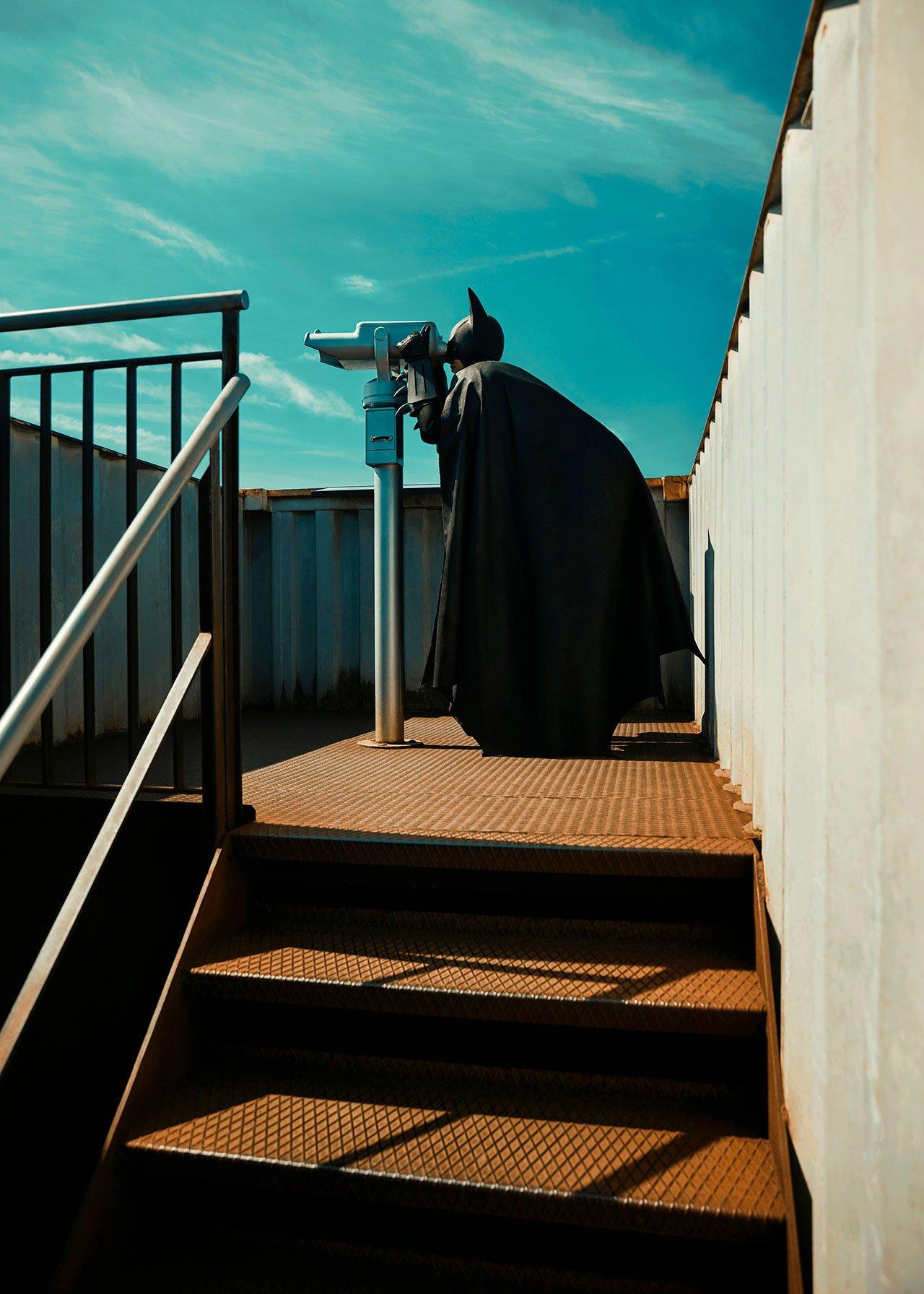 Daily Bat - Sightseeing. Photography by Sebastian Magnani.