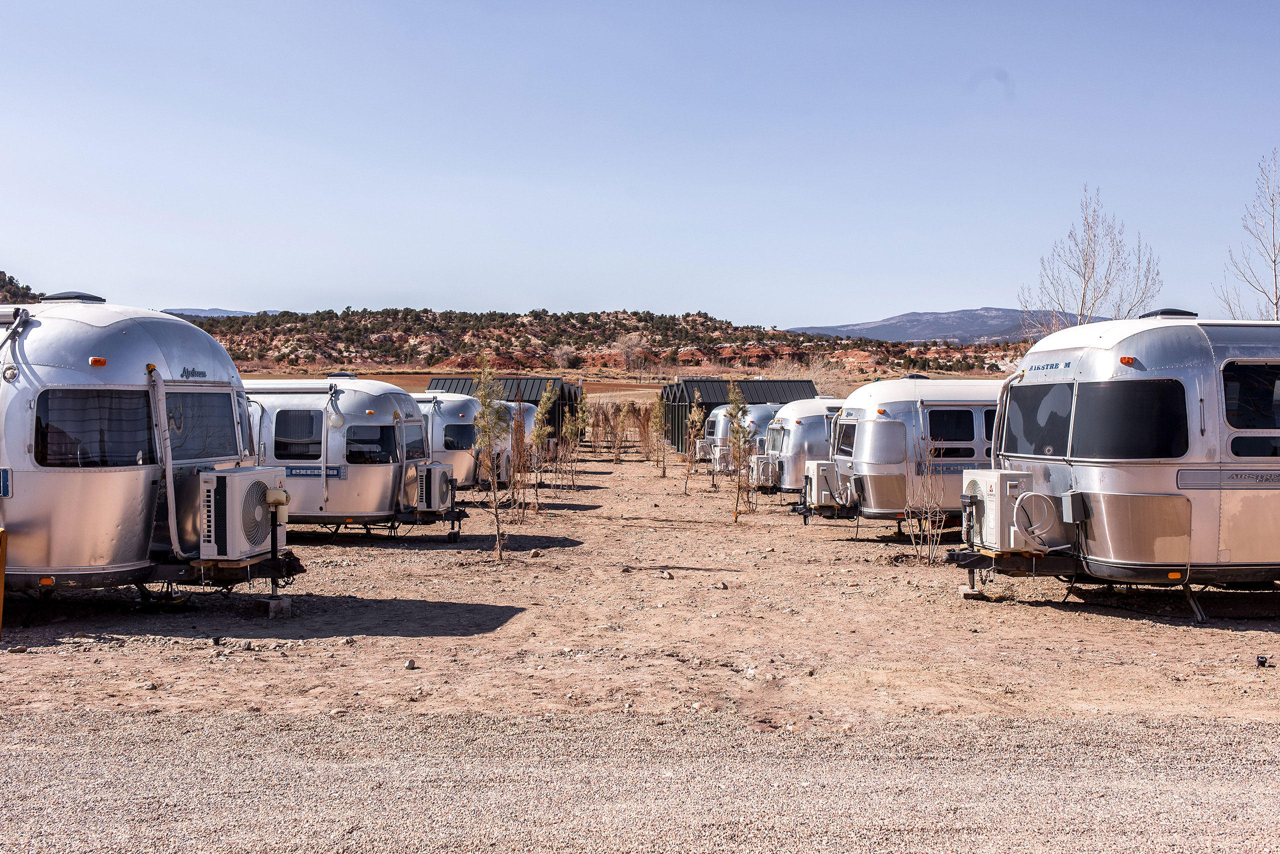Airstreams.Photography by Aleks Danielle Butman.