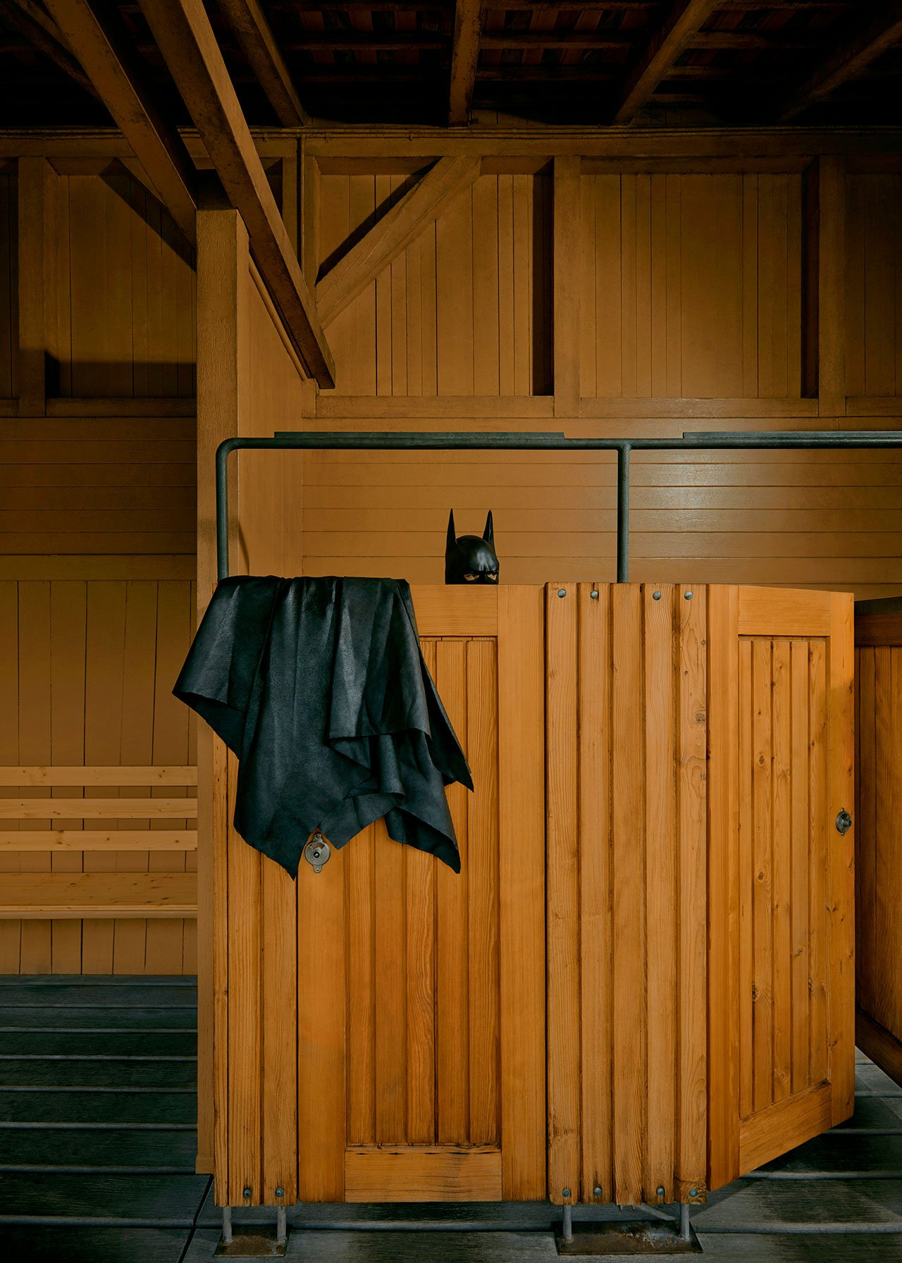 Daily Bat - Summertime. Photography by Sebastian Magnani.