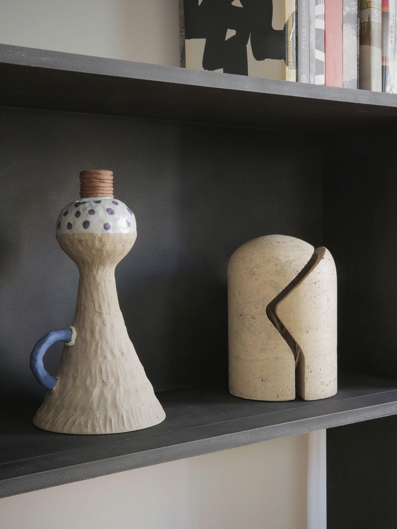 Ceramics by Quentin Marais, 2018-2019. Photography by Damien de Medeiros.