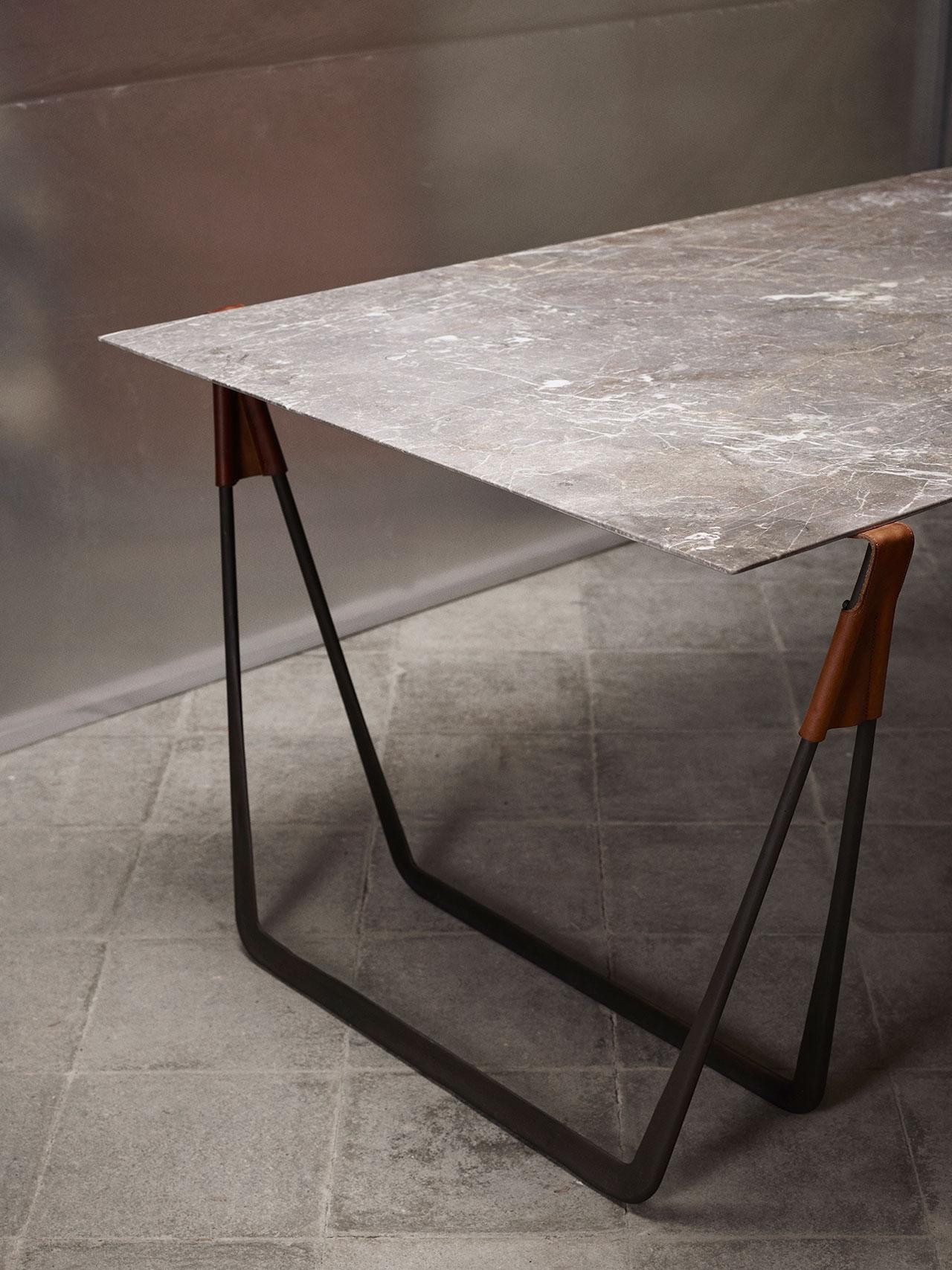 Ben Storms, In Vein table. Photography © Alexander Popelier.