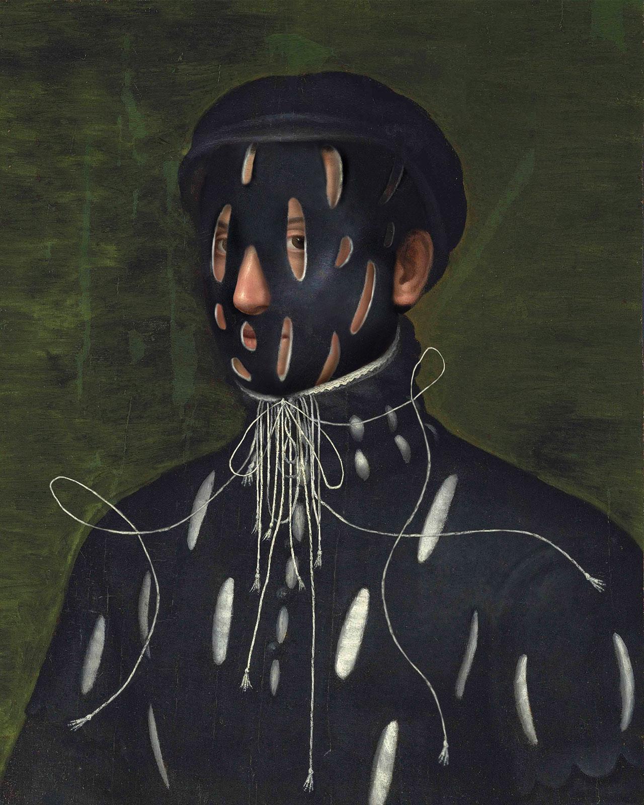 Volker Hermes,Hidden North Italian, 2021.