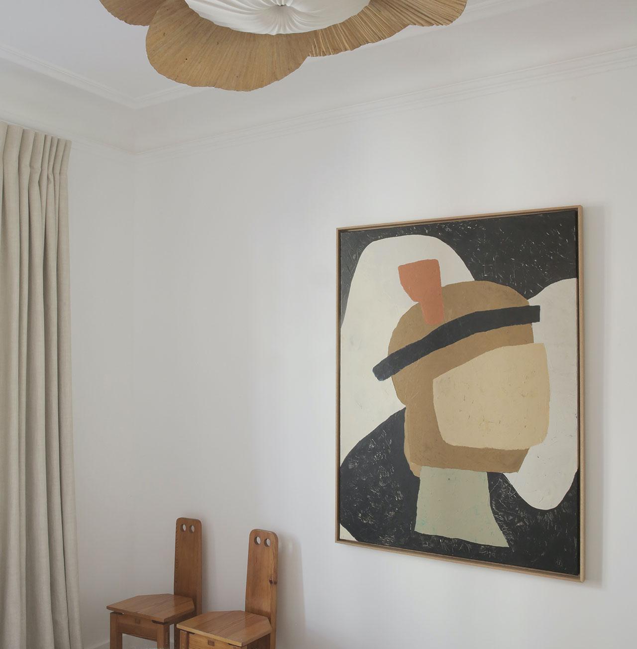Paintingby Hermentaire (Damien de Medeiros), 2019.Acrylic on canvas.114 cm x 146 cm. Photography by Damien de Medeiros.