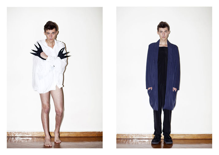 Digitaria SS 15 OUTER SKIN Collection © DIGITARIA.