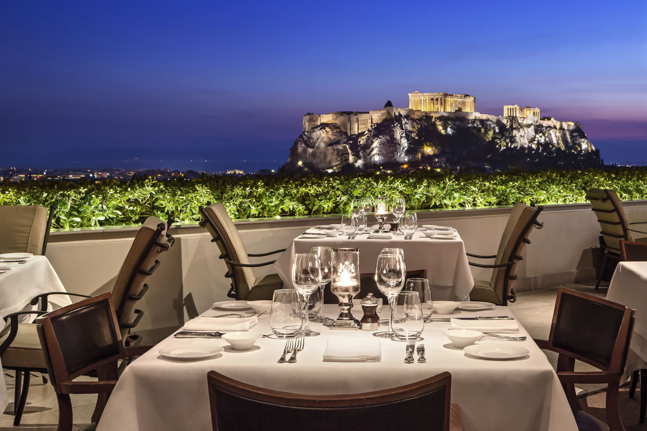 Photo © Hotel Grande Bretagne, a Luxury Collection Hotel, Athens.