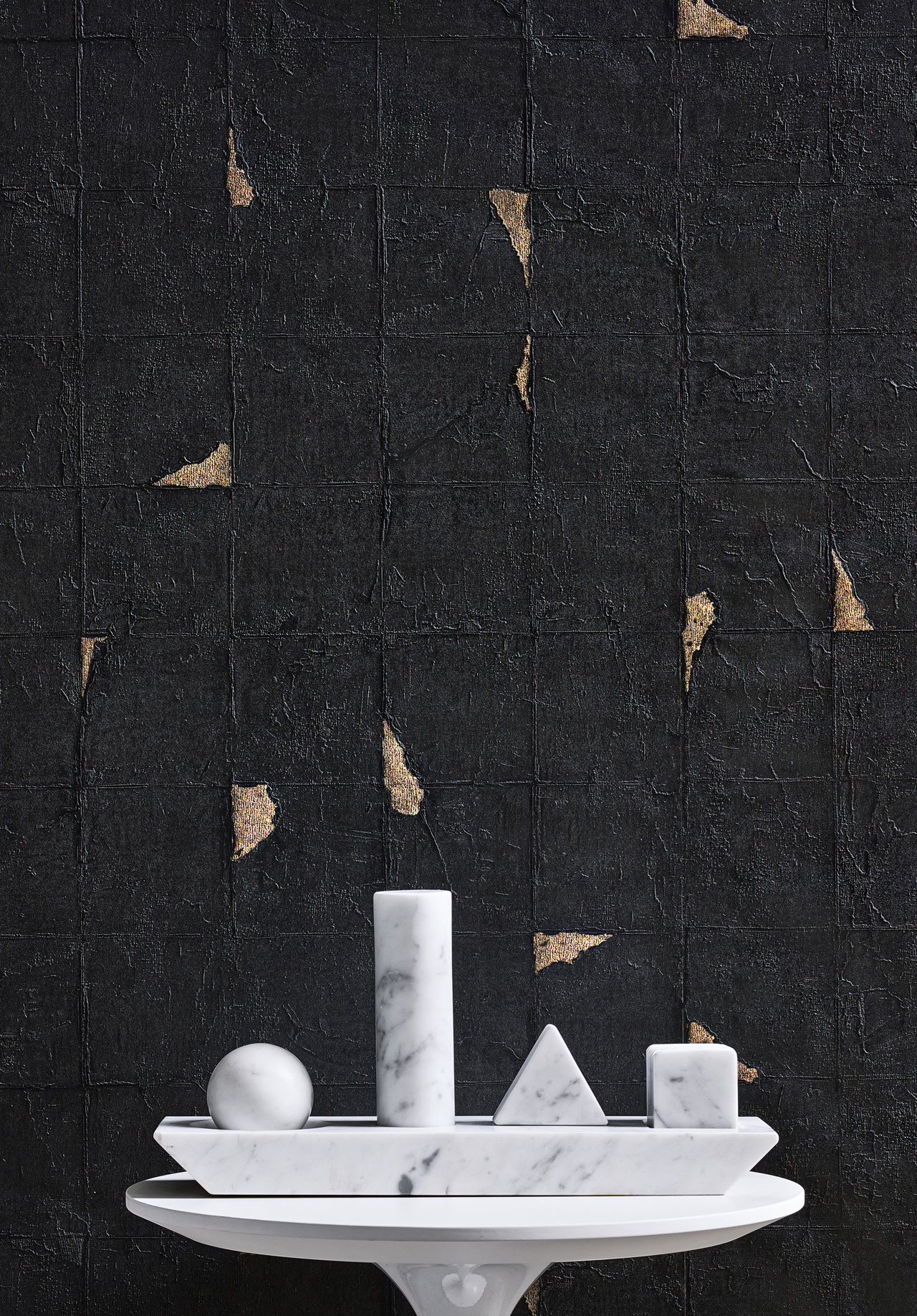 christian benini unfolds the secrets of wall&decò wallpapers | yatzer