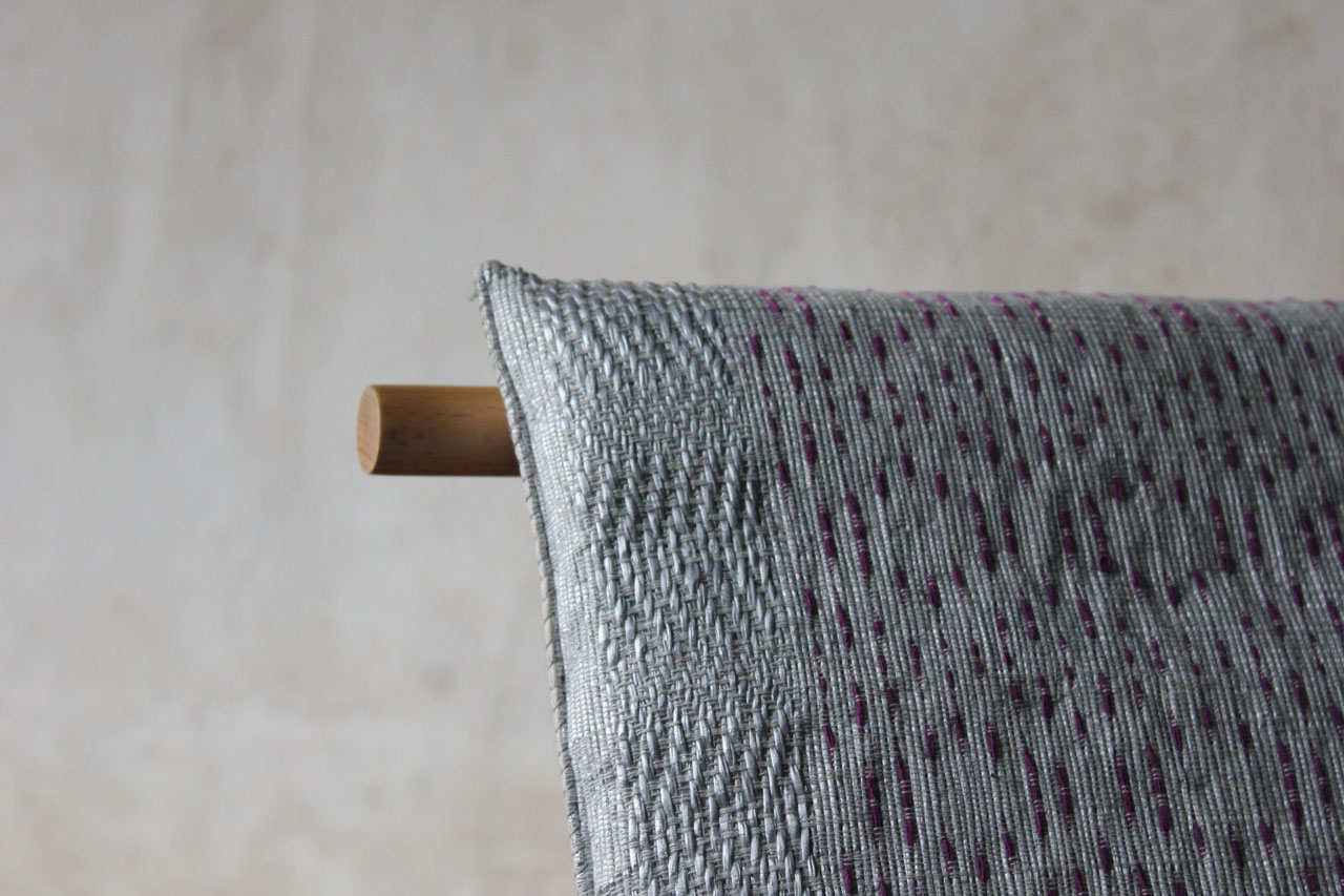 Your Skin Chair by Tributo. Mexico Deisgn Week @ DXBDW.