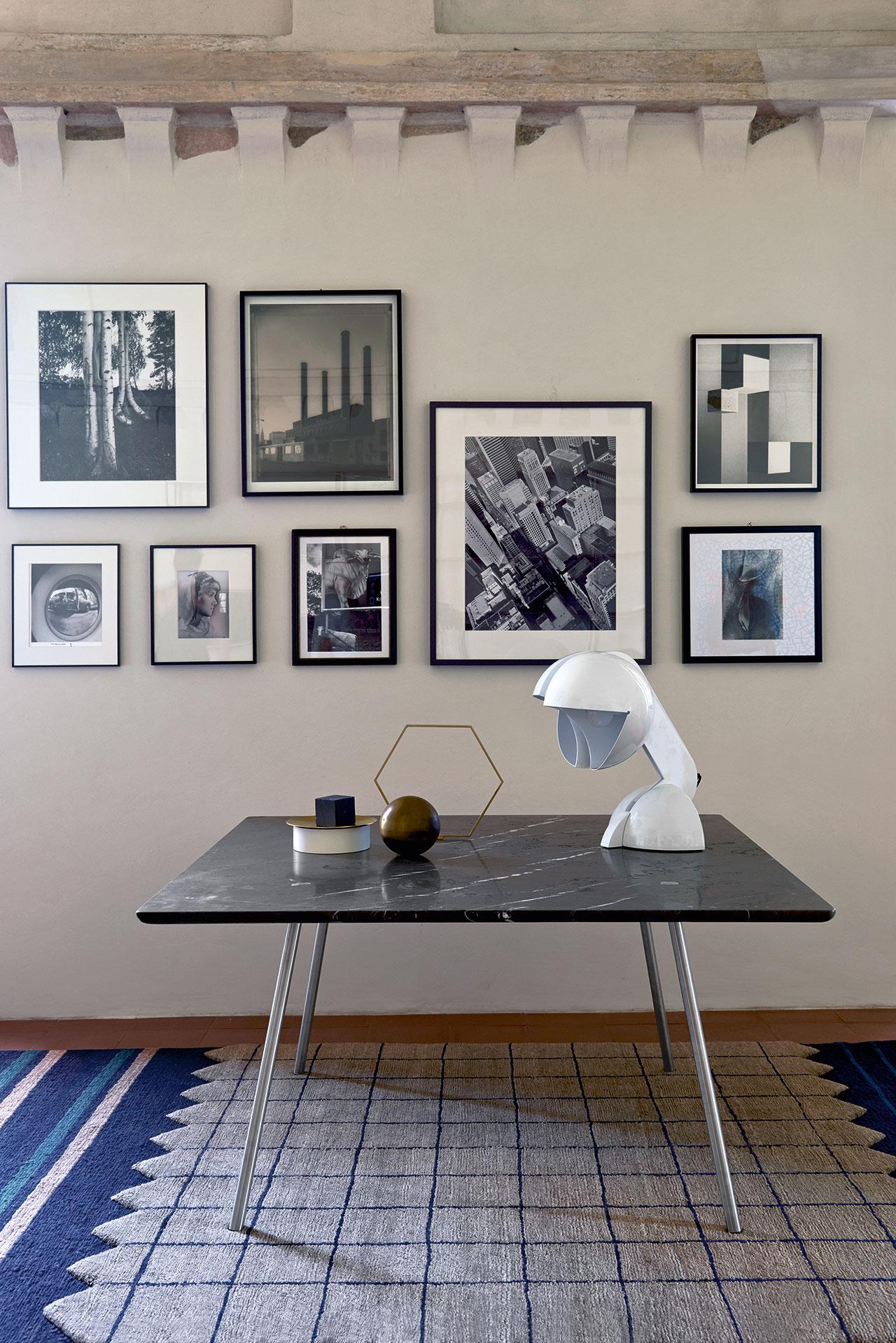 More table, The Mangiarotti Collection, Agapecasa© Agape