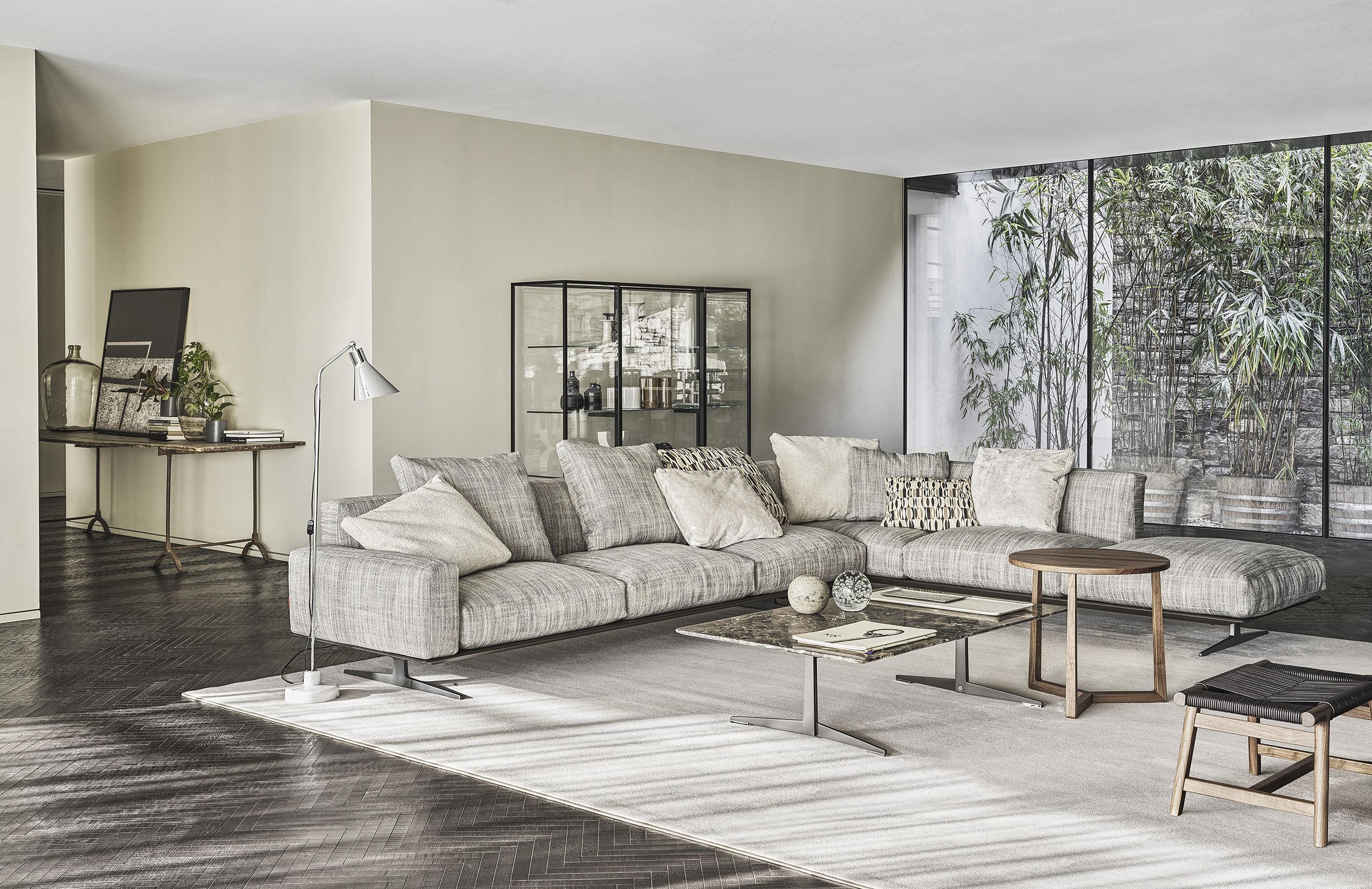 Soft Dream sofa by Antonio Citterio for Flexform. Photo© Flexform.
