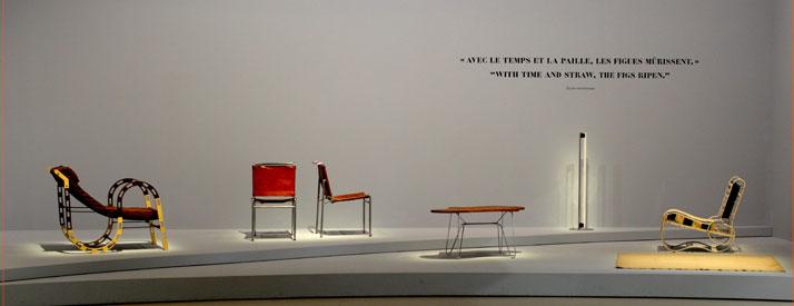 Eileen Gray, © Centre Pompidou 2013.