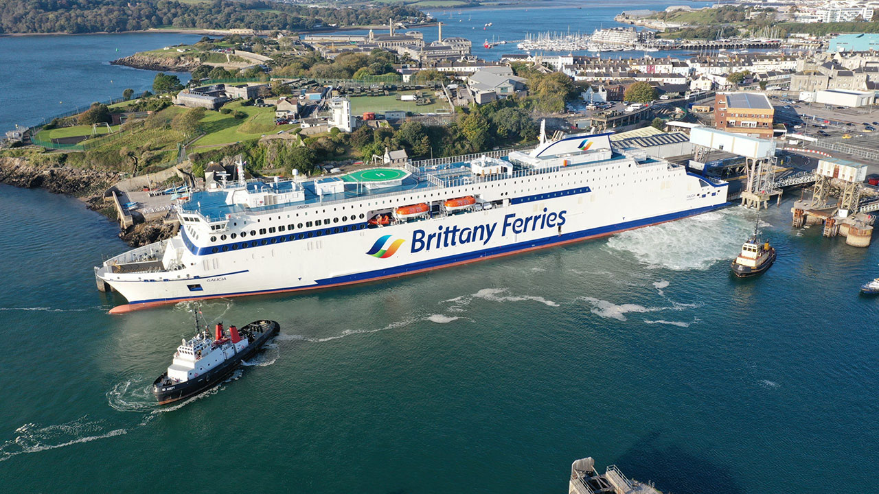 Photography © Brittany Ferries.