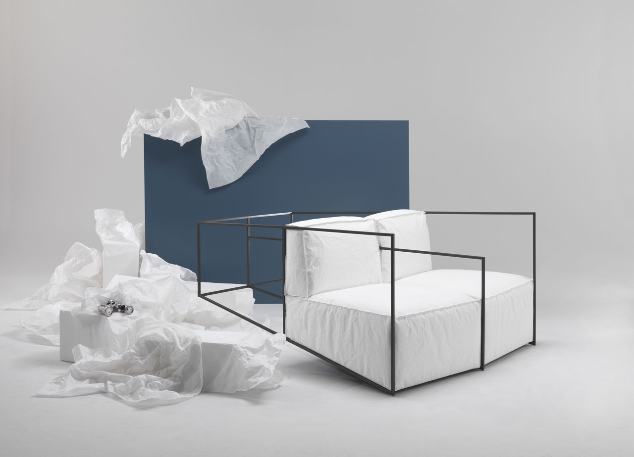 IXORB byAlessandro Zambelli for JCP (a new eclectic furniture brand owned by architect Livio Ballabio and orchestrated by CTRLZAK studio).Photo by Silvio Macchi, styling & art direction by CTRLZAK.